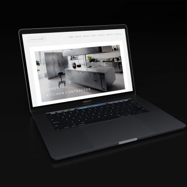 Kitchen Design Company Website