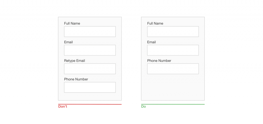 Best Practices for Mobile Forms
