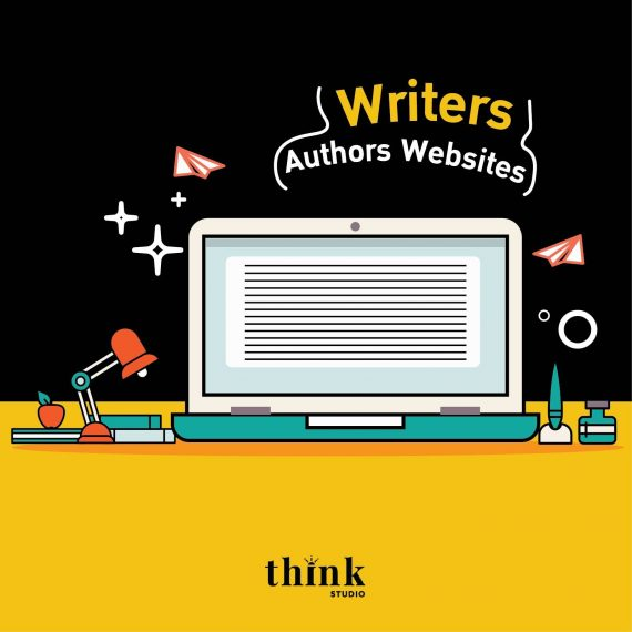Type of Websites Available: Author Writing Sites