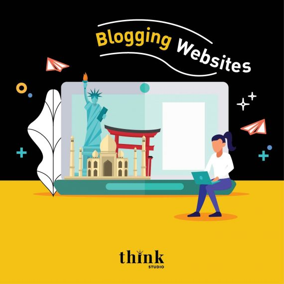 Type of Websites Available: Blogging Sites