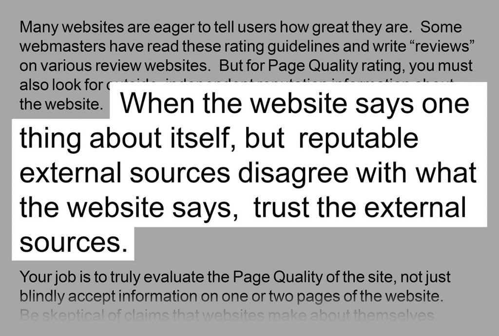 Your website should be cited